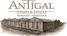 Logo of Antigal Winery & Estates