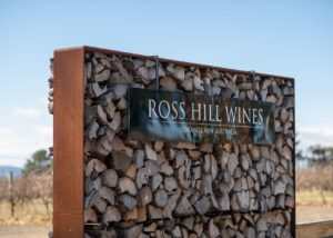 Ross Hill Wines - Vineyard