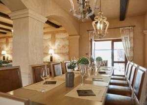 Tasting room of Attila Gere