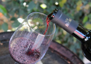 Wine tasting at Azienda Agricola Fratelli Davoli winery