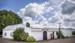 Main building of Bodega marichal winery