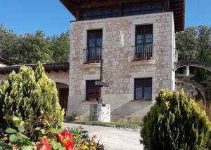 building of bodegas ismael arroyo-valsotillo