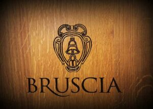 Logo of the Bruscia Vini winery