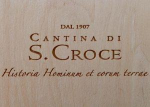 Logo of the Cantina di Santa Croce winery