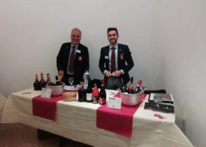 Winemakers of the Cantina di Santa Croce winery
