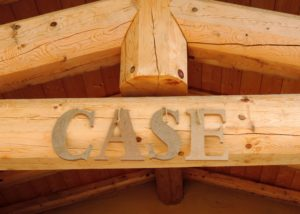 signboard of casè