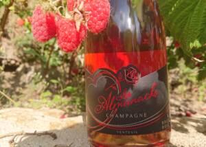 A Bottle of Champagne Remdempteur Wine