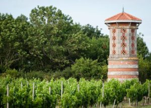 Château Loudenne-Château Loudenne-vineyard