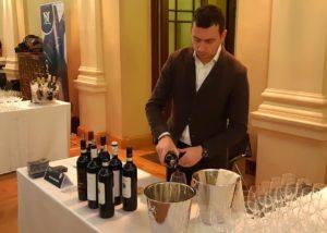 Wine tasting event at the CONTE GUICCIARDINI di Ferdinando Guicciardini - CASTELLO DI POPPIANO winery