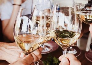 Wine tasting at Et Cetera winery