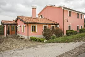 Main building of Gordia winery