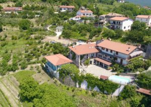 Winery estate of Hiša Štekar