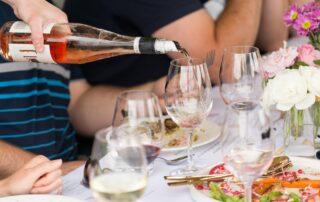 Wine tasting at Hugh Hamilton Wines winery