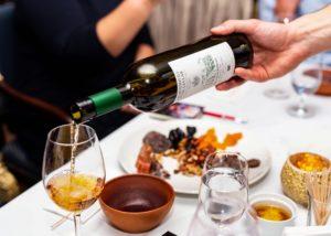 Wine tasting with amazing foods at Javakhishvilebis Marani winery