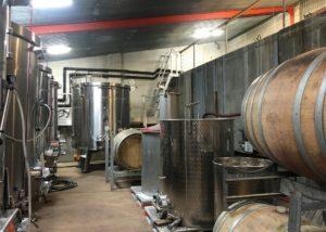 cellar at m. chapoutier australia