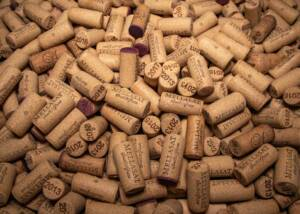 corks at mellasat vineyards