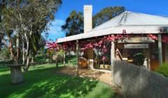 Restaurant at Mount Avoca Winery