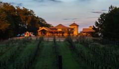 Main building of Mountain brook vineyards