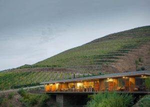 Wine tasting at Quinta do Vallado winery