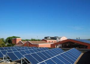 Rivera Spa- solar panels