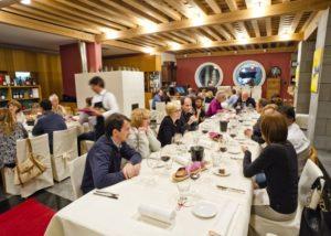 Wine event at Santomas Winery