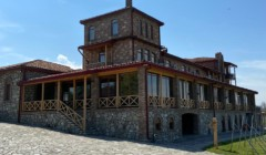 Main building of Schuchmann wines cateau, villas & spa