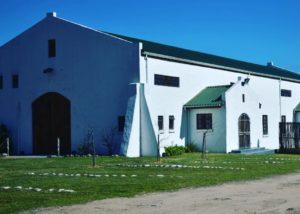 Building of Seven sisters vineyards