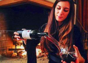 Wine tasting at Tenuta di Capezzana winery