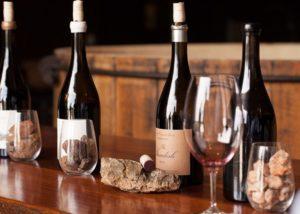 Wine tasting at The Standish Wine Company winery