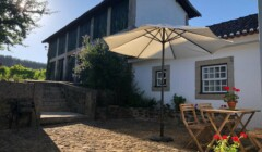 main building of turra wines