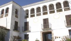 Main building of Valldolina winery