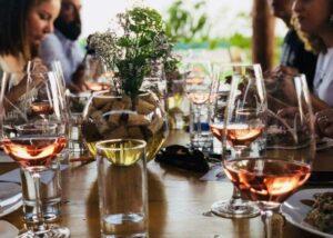 Wine tasting at Van ardi winery
