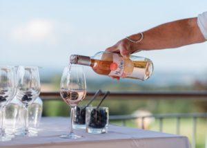 Wine tasting at Weingut MAD winery