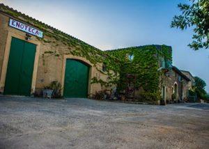 Tenuta Valle delle Ferle winery building located in Italy