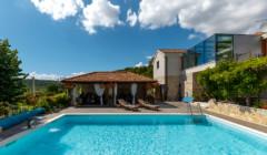 pool at krolo winery