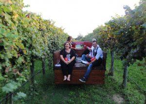 Staffs At Acetaia Leonardi - Balsamic Tours Winery
