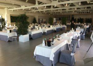 Lavish Tasting Area At Altavins Viticultors Winery