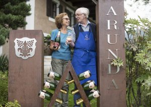 Owners Of Arunda Winery