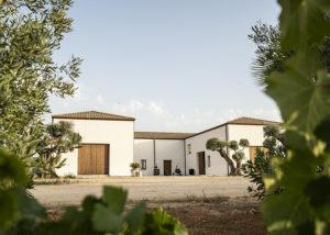 Building Of Augustali Di F. Ammoscato Winery