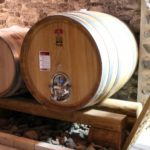Barrels At Azienda Agricola Bisson Winery