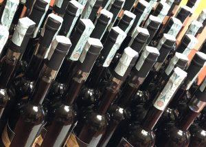 Several Bottles Of Wine By Azienda Agricola Il Seregno Di Lonardi Maurizio Winery