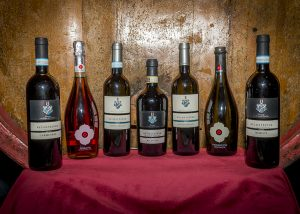 Bottles Of The Azienda Agricola Rechsteiner Winery