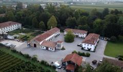 winery estate view of the azienda agricola rechsteiner winery