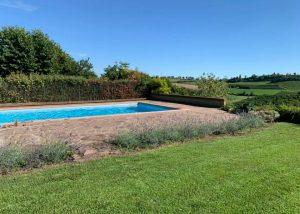 Pool At Azienda Agricola Tenuta Capri Winery