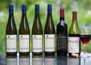 A Range of Biolandhof Rinklin Wines