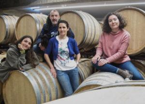 owners of bodega encima wines