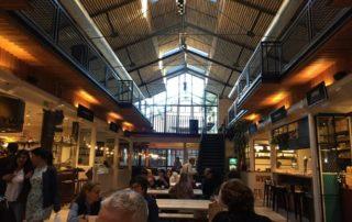 Large Tasting Room At Bodega J. Chiappella Winery