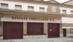 Bodegas Corellanas- building