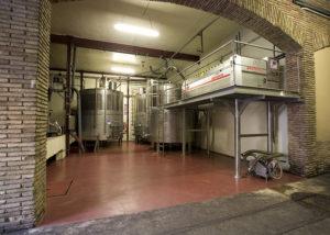 Bodegas Corellanas- cellar