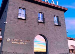 Bodegas Nabal Building